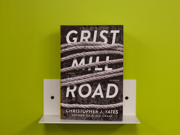 'Grist Mill Road' by Christopher J. Yates.