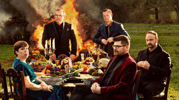 The Decemberists' new album, <em>I'll Be Your Girl</em>, comes out March 16.