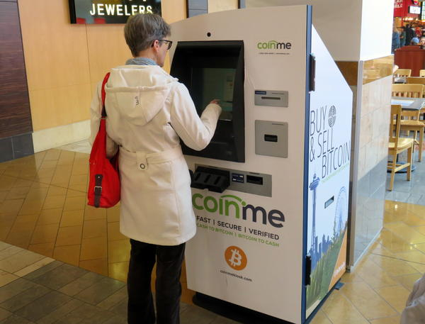 Coinme plans to use the proceeds of its initial coin offering to greatly expand its bitcoin ATM network.
