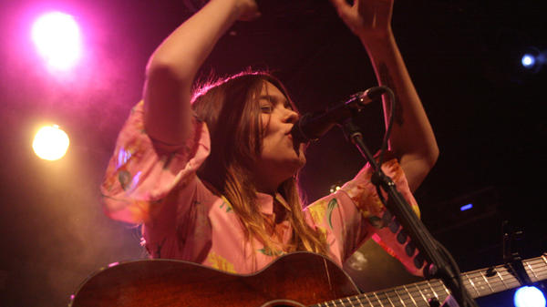 First Aid Kit performs at World Cafe Live in Philadelphia. Recorded live for this World Cafe Session.