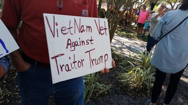 About 5,000 people joined the Power to the Polls March Sunday in St. Petersburg.
