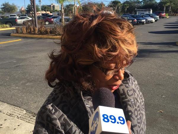 Former Congresswoman Corrine Brown