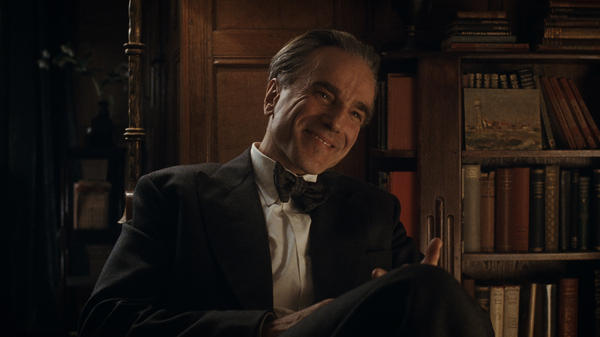 "Daniel Day-Lewis received an Oscar nomination for his part in <em>Phantom Thread. </em>In June, he announced that <a href=""https://www.npr.org/2017/06/24/534147874/imagining-daniel-day-lewis-in-a-life-without-acting"" target=""_blank"">he plans to reitre from acting</a>."
