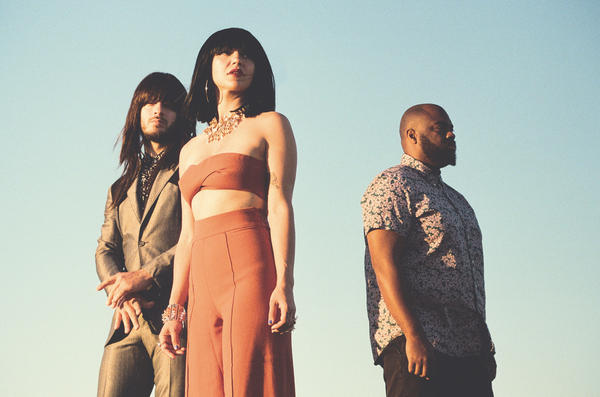 """""""There can be a natural conversational element to our music sometimes, because the songs usually are sort of a conversation between the three of us,"""" Khruangbin says."""