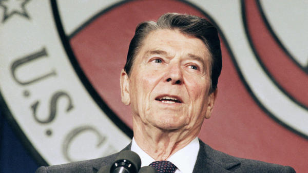 In 1986, President Ronald Reagan signed a major immigration law that offered amnesty to people in the country illegally who arrived prior to 1982.