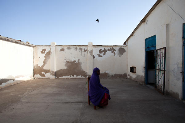 """The bill would provide """"adequate protection to certain vulnerable groups,"""" says Mohamed Ahmed, director of the legal department of Somaliland's Ministry of Foreign Affairs."""