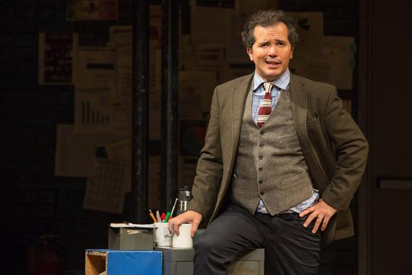 "John Leguizamo in ""Latin History for Morons."" (Courtesy Matthew Murphy)"
