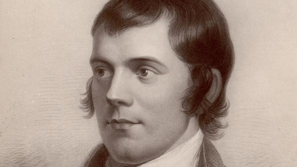 This week's episode of <em>The Thistle & Shamrock</em> features music by Robert Burns.