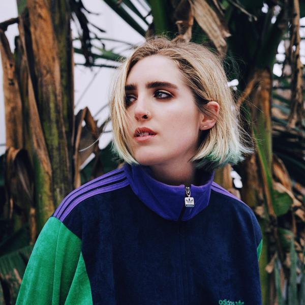 Shura's <em>Nothing Real</em> came out in 2016, the same year the artist opened for Tegan And Sara.