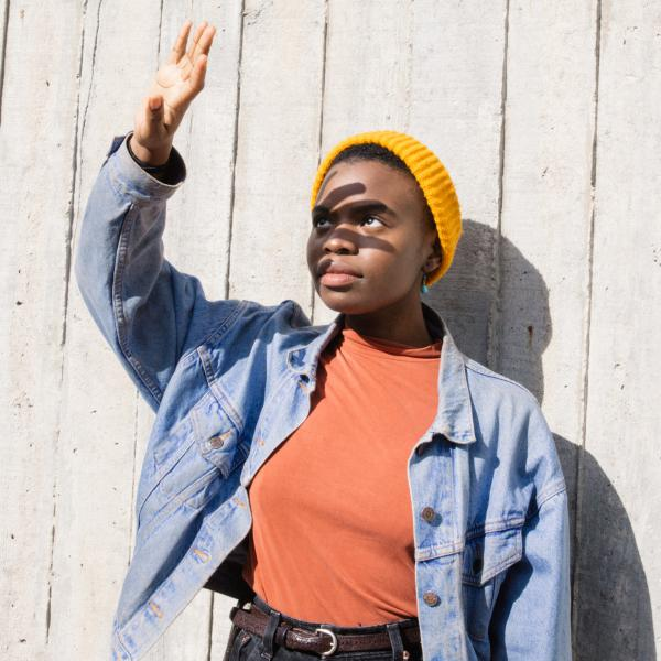 Vagabon's <em>Infinite Worlds</em> came out in February. Laetitia Tamko went on tour with Tegan And Sara in June.