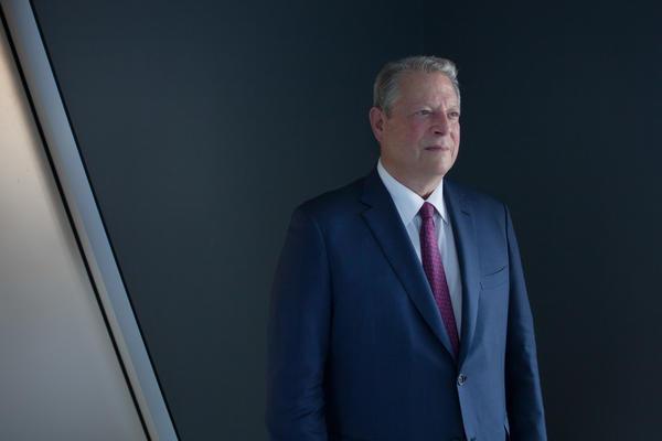 "Al Gore is back with ""An Inconvenient Sequel."""