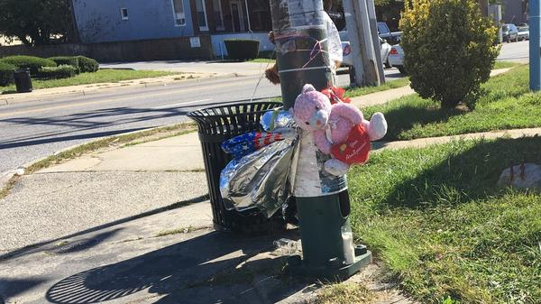 Memorials for murder victims have become common sights in some parts of Baltimore.