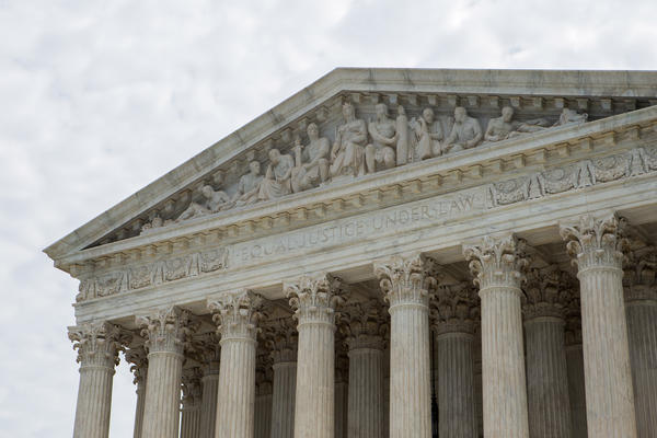 The U.S. Supreme Court hears arguments in a case where a defense lawyer refused to follow the instructions of his client, who contended he was innocent.