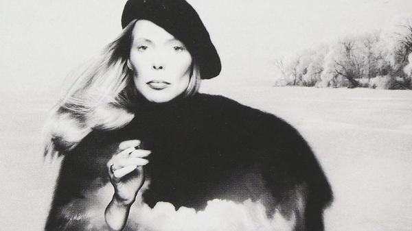 "Hear ""Blue Motel Room"" from Joni Mitchell's<em> Hejira</em> in the World Cafe winter playlist."