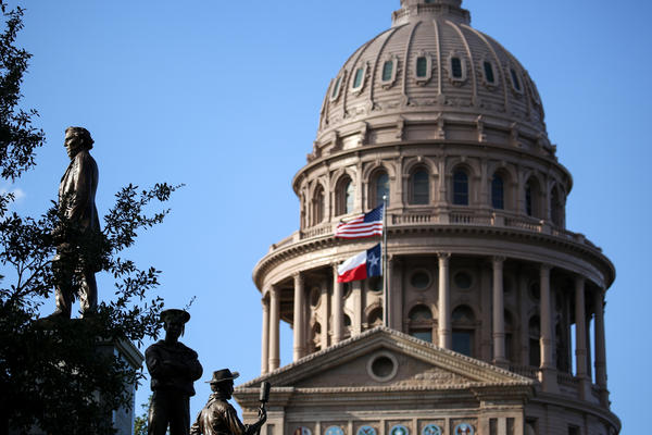 How much money the state spends can be dictated by the Texas Comptroller.