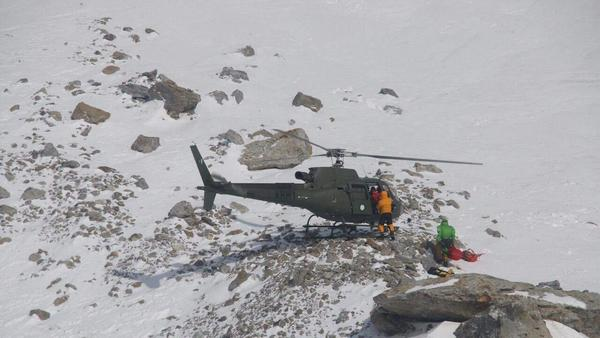 Members of the Polish K2 expedition rescue French climber Elisabeth Revol in Nanga Parbat on Sunday. An elite group of climbers saved the French mountaineer in a daring high-altitude rescue mission on Pakistan's Nanga Parbat, one of the highest mountains in the world.