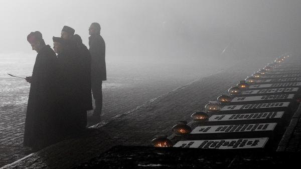 Representatives of various religious congregations gathered Saturday in Oswiecim, Poland, to commemorate the victims killed at the Nazi extermination camp Auschwitz II-Birkenau.