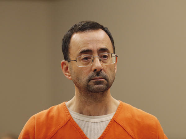 Larry Nassar is in court again for a third and final sentencing hearing in Michigan. So far, more than 250 women and girls have accused him of sexual abuse.