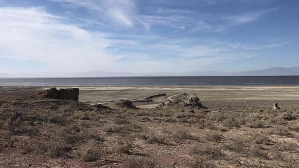 The ground beneath the Salton Sea is home to one of the most powerful geothermal resources in the country.