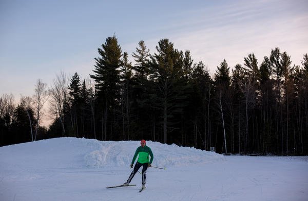 Susan Dunklee started skiing pretty much as soon as she could walk, raced for lollipop prizes at about age 5 and went on to compete in cross-country skiing at Dartmouth College.