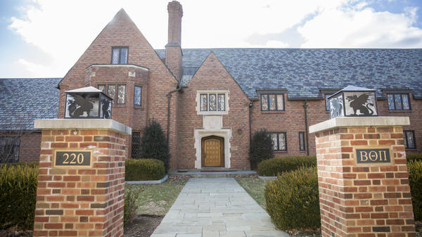 The Beta Theta Pi fraternity was banned by Penn State after the hazing-related death of Timothy Piazza.