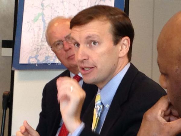 Conn. Sen. Chris Murphy