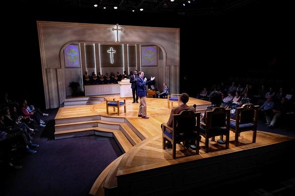 PlayMakers Repertory Company's production of 'The Christians' opens Feb. 10