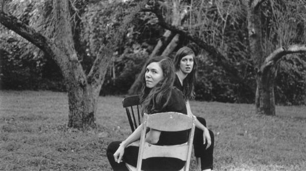 Anna and Elizabeth's <em>The Invisible Comes To Us</em> will be released Mar. 30 on Smithsonian Folkways.