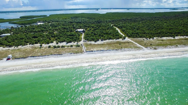Caladesi Island State Park is among the attractions being promoted on visitflorida.com.