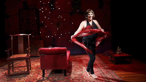 Eve Ensler stars in the new one-woman show <em>In The Body Of The World</em>, an adaptation of her eponymous memoir.