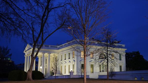The White House at night last week. President Trump has picked a new ethics chief, who, unlike past appointments, has won praise from experts.