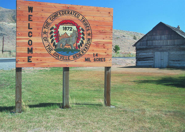 Members of the Confederated Tribes of the Colville rejected a referendum that would have kicked off a name-changing process.
