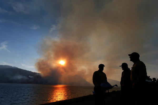 <p>As Western wildfires have grown in intensity, Congress has struggled over what to do.</p>