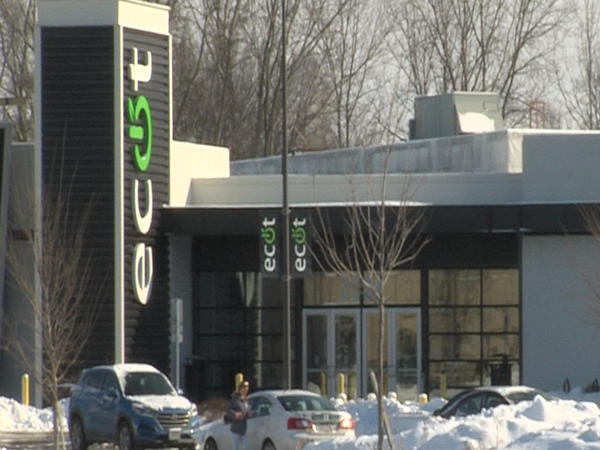 ECOT headquarters in Columbus.