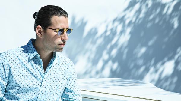 Alfredo Rodríguez's <em>The Little Dream</em> is out Feb. 23 on Mack Avenue Records.