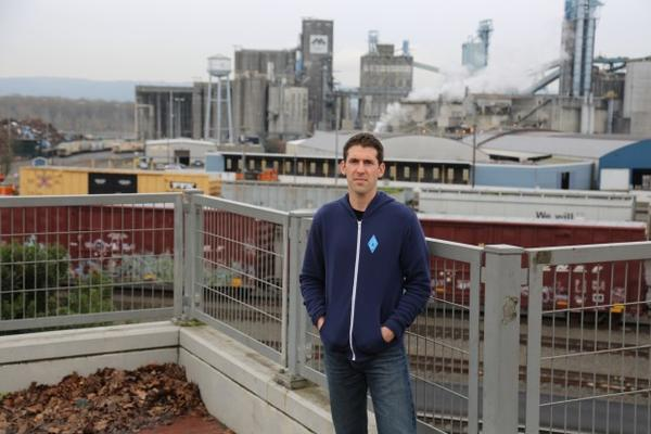 <p>Jared Smith is the former president of the ILWU Local 4 in Vancouver. During his tenure, the union spoke out against the Vancouver Energy terminal project because of safety concerns for workers at the port.</p>