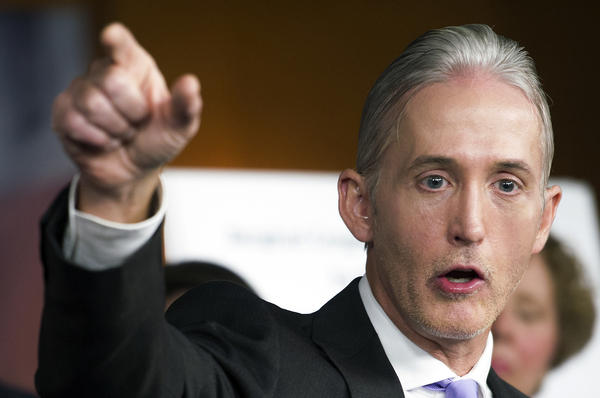 Rep. Trey Gowdy, R-S.C., penned a letter to the White House announcing the House Oversight and Government Reform Committee is opening an investigation into its timeline and handling of a scandal involving a top aide.