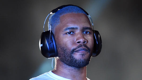 Frank Ocean performs at Panorama Music Festival in July 2017.