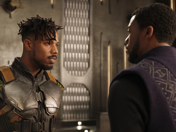 Since no Hollywood movie with a predominantly black cast has ever had a bigger budget, there's a feeling of collective stakes <em>Black Panther</em>'s its critical and commercial reception.