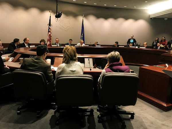 """Gov. Dannel Malloy characterized the stadium as being in a """"great state of disrepair"""" during Friday's State Bonding Commission hearing in Hartford and presented two options prior to the vote -- pay to rebuild it or pay to take it down."""