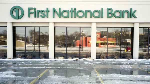The First National Bank of Omaha is among several businesses that have renounced partnerships with the National Rifle Association in the aftermath of the Parkland, Fla., school shooting.
