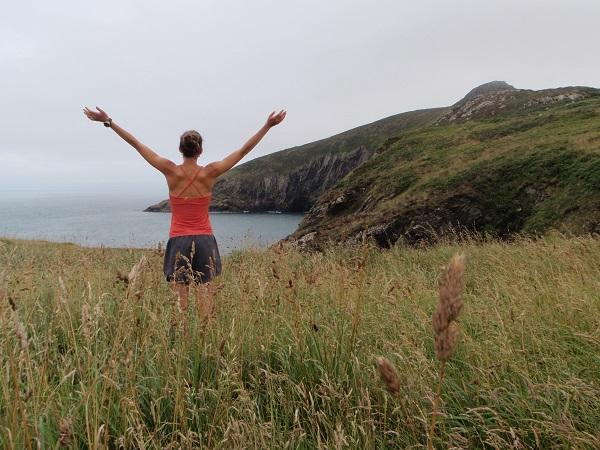 On the trail, Jennifer Pharr Davis pushes her personal boundaries and also find a deep spiritual connection to God and creation.