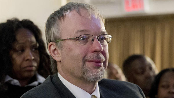 Levi Sanders, son of Democratic presidential candidate and Sen. Bernie Sanders, I-Vt., is running for Congress as a Democrat in New Hampshire's 1st congressional district.