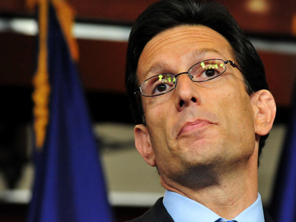 House Majority Leader Eric Cantor (R-VA) told members of his party that the jobs crisis would be at the top of their agenda this fall.