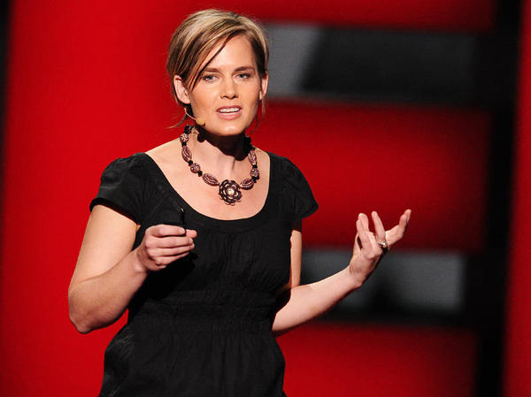 Jennifer Pahlka speaking about Code for America at the TED conference.