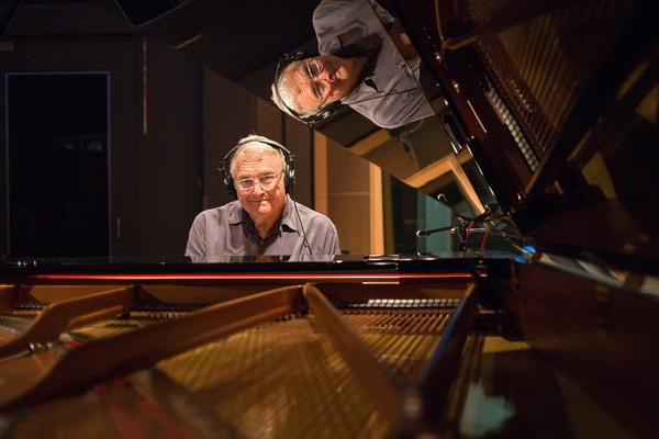 Randy Newman stopped by NPR for a performance and interview with Steve Inskeep.