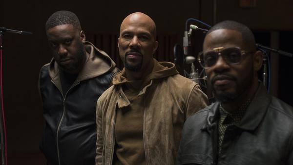 Robert Glasper, Common and Karriem Riggins will release their debut album as August Greene this March.