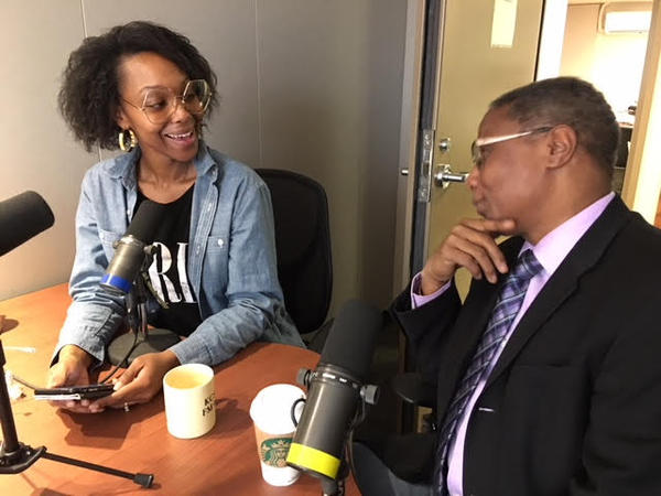 Professor Adrian Clifton and Dean S. David Mitchell are working in the classroom and beyond to improve the success of African-American students. The two came to KBIA studios to talk about race, history, and current activism on campus and in the classroom.
