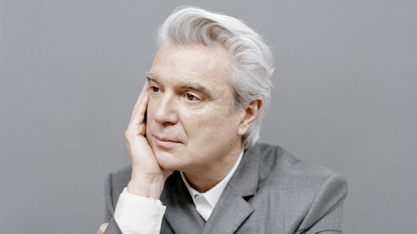 David Byrne's <em>American Utopia</em> comes out Mar. 9 on Nonesuch.