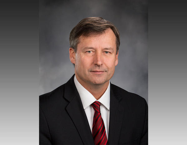 Washington state Rep. Matt Manweller has been placed on paid leave from his job as a professor at Central Washington University.